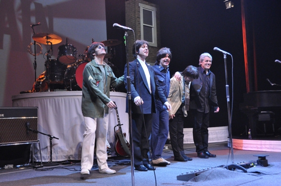 Steve Landes, Joey Curatolo, Joe Bithorn, Ralph Castelli and John Korba