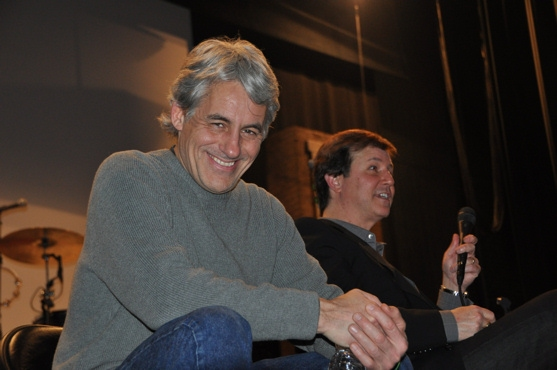 John Korba and Joey Curatolo