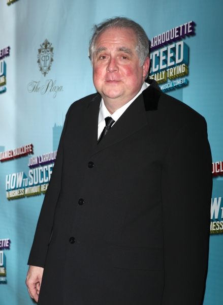 Rob Bartlett attending the Opening Night Performance After Party for  'How To Succeed In Business...' in New York City.