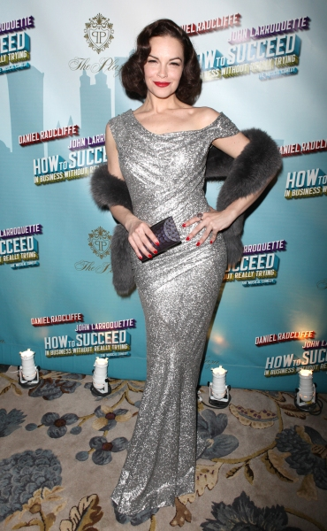 Photos: HOW TO SUCCEED's Starry Opening Night After-Party!