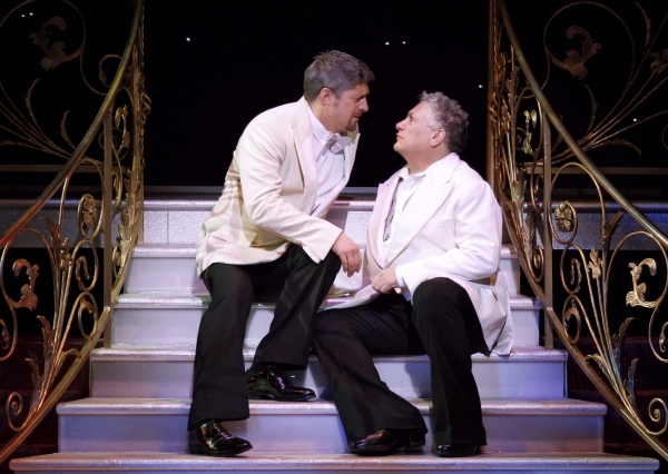 Photo Coverage: First Look at Harvey Fierstein and Christopher Sieber in LA CAGE AUX FOLLES!