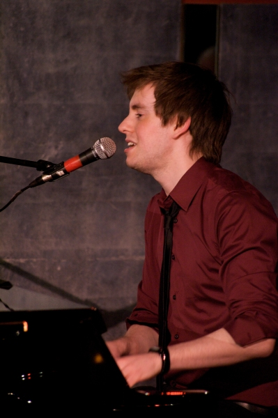 Photo Flash: Atherton, Spicer, et al. Sing UNWRITTEN SONGS