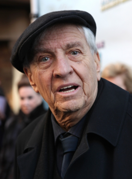 Gary Marshall attending the Broadway Opening Night Performance of 'How to Succeed in  Photo