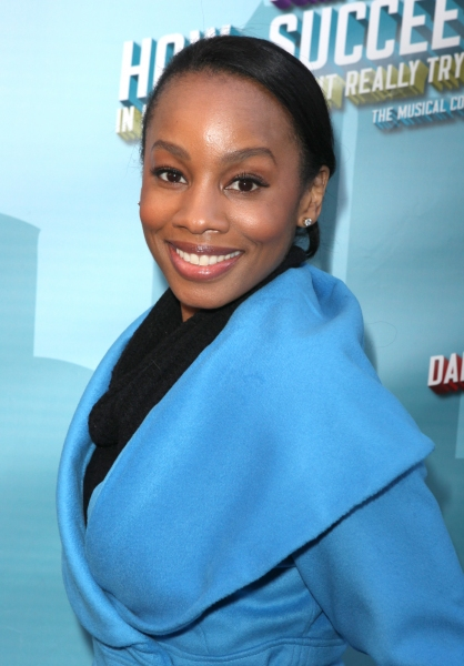 BWW Interviews: Anika Noni Rose Talks COMPANY