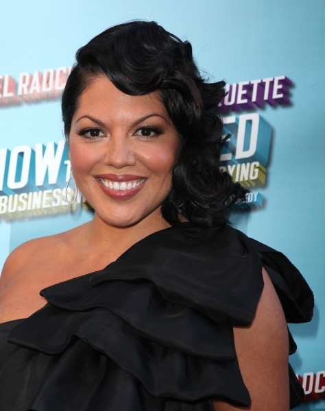 Tony Award Winner Sara Ramirez Gets Engaged to Ryan Debolt