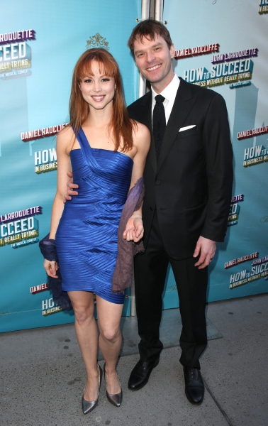 Photo Coverage: HOW TO SUCCEED Theatre Arrivals!