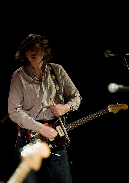 Thurston Moore (Sonic Youth) Photo