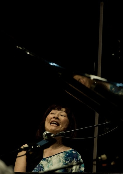 Photo Flash: Yoko Ono, Sean Lennon, & More Perform at Miller Theatre's Benefit for Japan