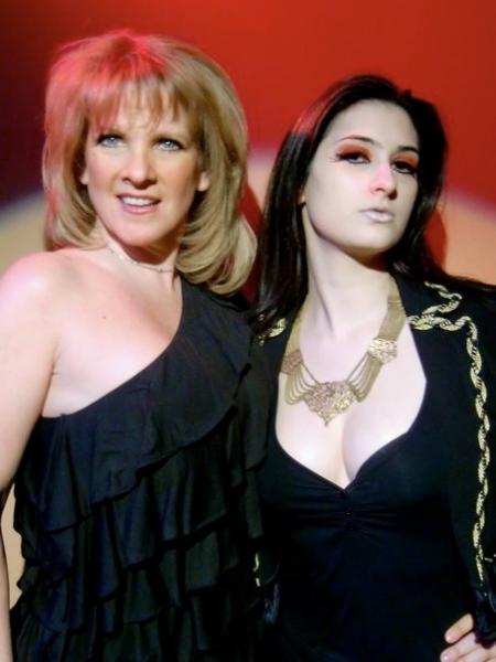 Leasen Almquist and Rachel Klein Photo