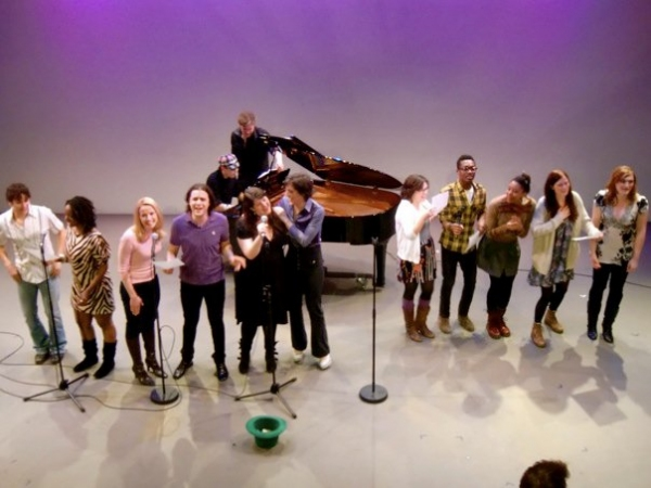 Photo Flash: Case, Cronin, Cummings, et al. SING FOR JAPAN