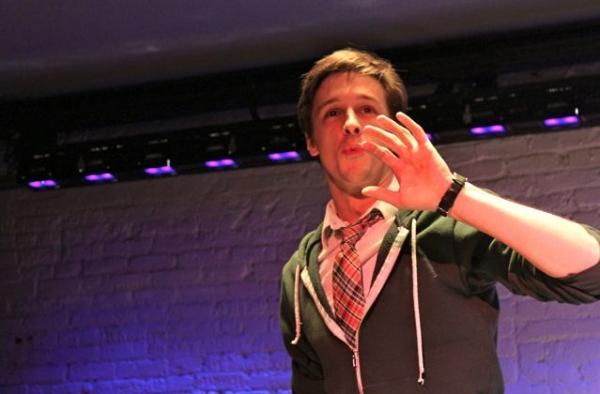 Photo Flash: Matlock, Karr, et al. Sing at Rosie's Theatre Kids Event