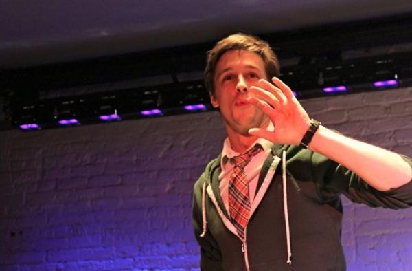 Photo Flash: Matlock, Karr, et al. Sing at Rosie's Theatre Kids Event
