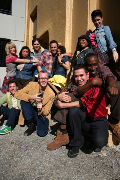 Alison Burns, Joel Gennari, LuLu Picard, Stephen Ray, Ryan Michael Owens, Pete Zicky, Alex Covington, Ricky Cona, Brandii, Clint Harris and Amy Gray