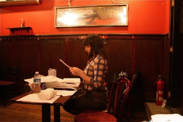 Playwright Maya Macdonald