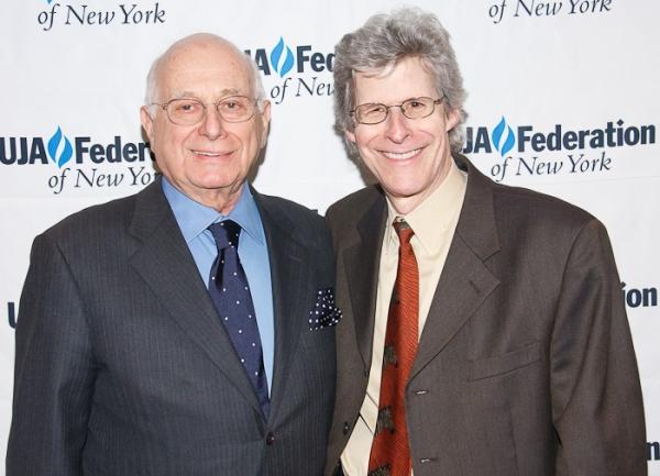 Paul Libin and Ted Chapain