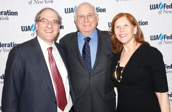 Stephen Handel, Paul Libin, and Ruth Handel