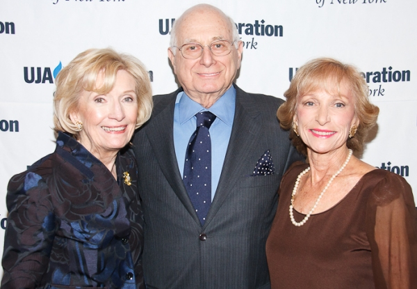 Florence Libin, Paul Libin, and Carol Sokol