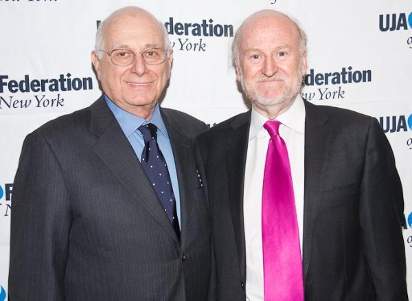 Paul Libin and Rocco Landesman