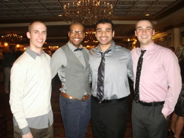 Peter Vandivier, Jarett Kelly, Brandon Chandler, Brandon Springman Photo