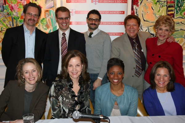 Photo Flash: Glover, Colin, Moayad, et al. Participate in Drama Desk Panel