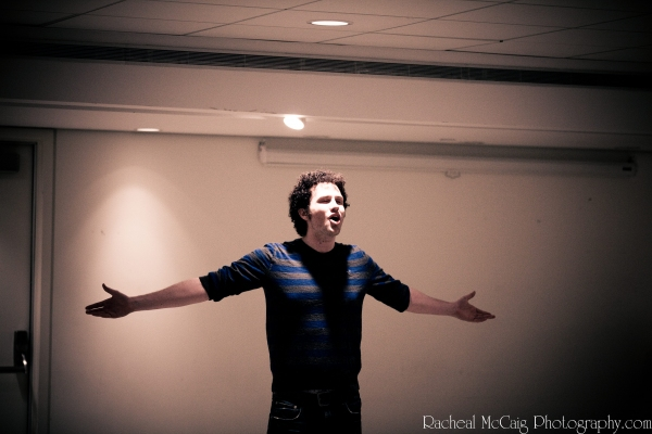 Photo Flash: Open Call for AMERICAN IDIOT in Toronto