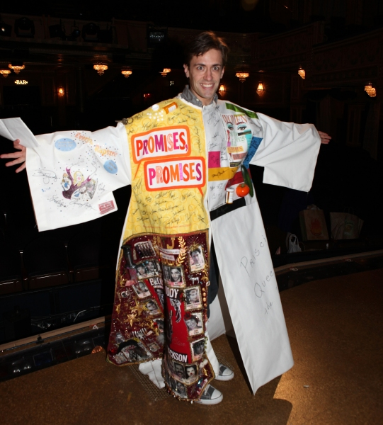 Photo Coverage: THE BOOK OF MORMON Gypsy Robe Ceremony