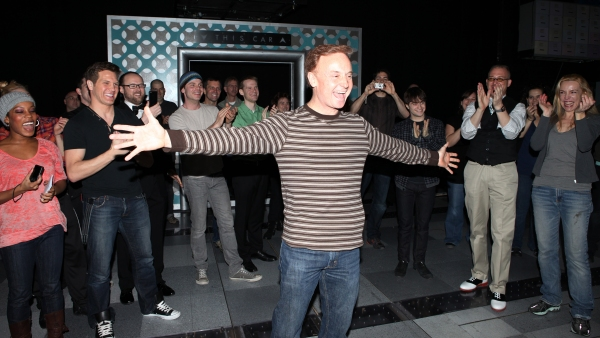 Photo Coverage: HOW TO SUCCEED Gypsy Robe Ceremony!