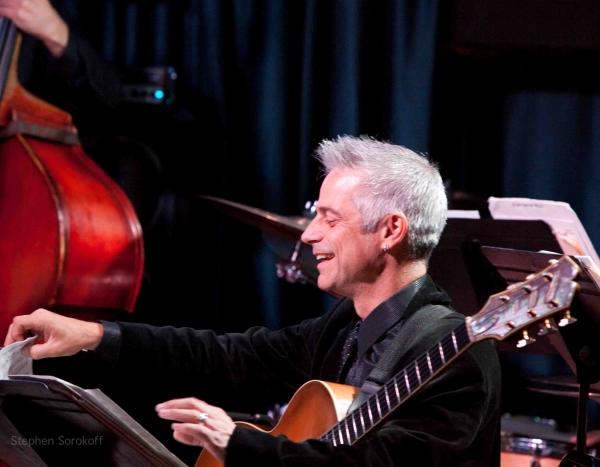 Photo Coverage: Terese Genecco Plays the IRIDIUM