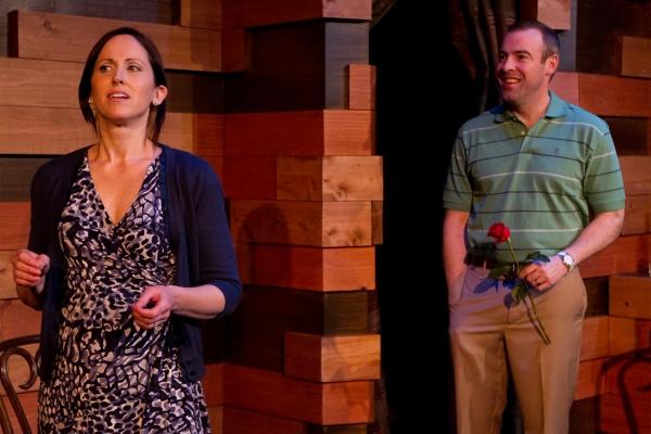 Karen Peakes and Ian Merrill Peakes