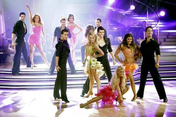 Photo Flash: Mike Catherwood Leaves DWTS!