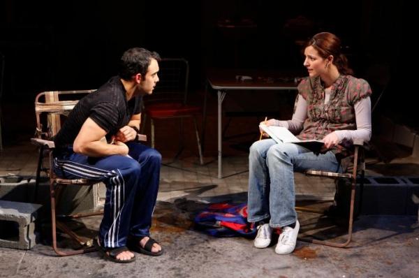 Omid Abtahi and Tala Ashe