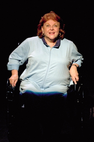 "Susan Adler stars as ""Rose"""