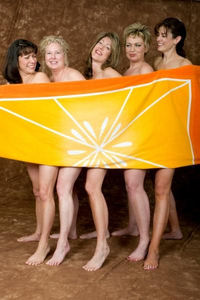 Cast L-R: Veronica Lee (Jeri Neal), Michelle Grimes (Vernadette), Julie Hansen (Lexi), Sarah MacMillan (Dinah) and Mary Beth Gudewicz (Sheree)