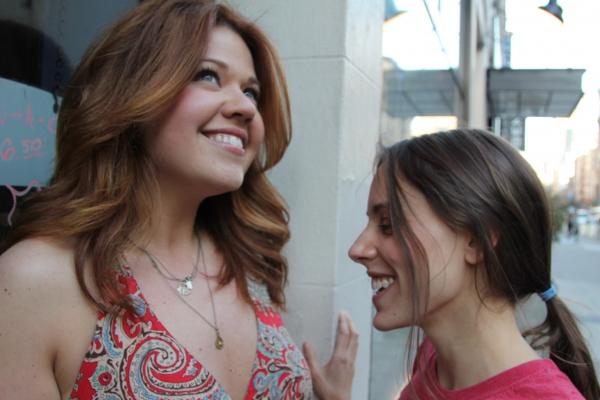 Melissa Hammans and Sarah Lord