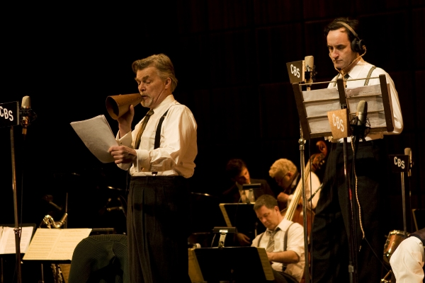 Nicholas Campbell, Don McKellar at Art of Time Ensemble's WAR OF THE WORLDS