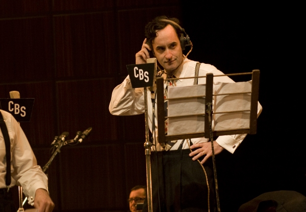Don McKellar at Art of Time Ensemble's WAR OF THE WORLDS