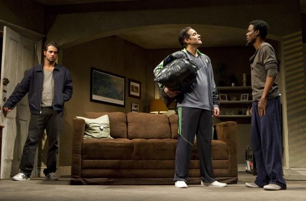 Bobby Cannavale, Yul Vasquez, and Chris Rock