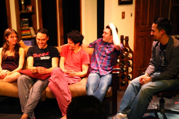 Photo Flash: Lin-Manuel Miranda Hosts THE TIMING OF A DAY Talkback