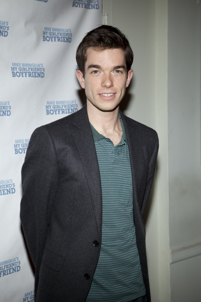 John Mulaney at Mike Birbiglia's MY GIRLFRIEND'S BOYFRIEND Opens Off-Broadway
