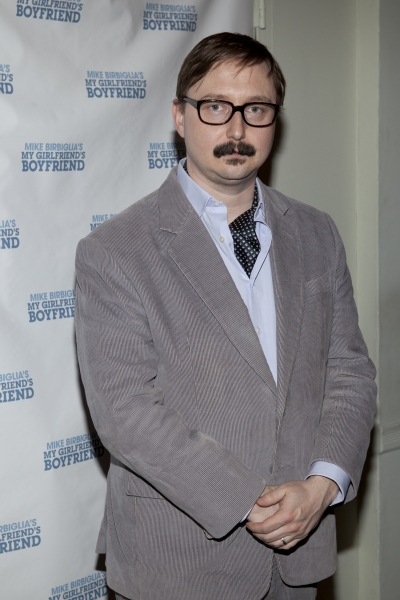 John Hodgman at Mike Birbiglia's MY GIRLFRIEND'S BOYFRIEND Opens Off-Broadway