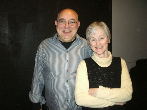 David Zak and Elayne LeTraunik Photo