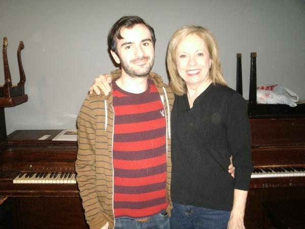 Kris Hyland and Darrelyn Marx