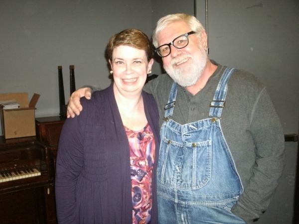 Michelle McKenzie-Voigt and Larry Carpenter