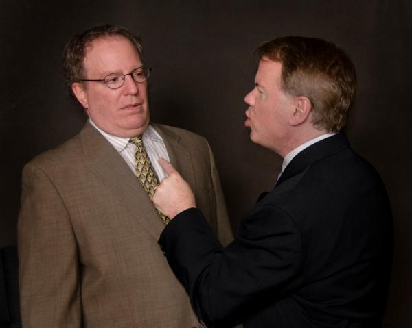 Jon Cole and Larry Kadish Photo