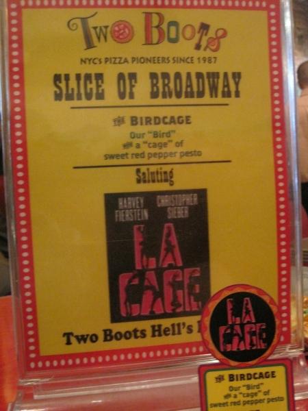 Photo Flash: Two Boots Celebrates La Cage