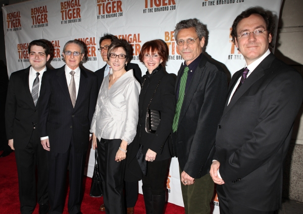 Photo Coverage: BENGAL TIGER AT THE BAGHDAD ZOO Starry Theatre Arrivals