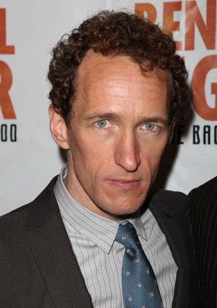 Jeffrey Seller attending the Broadway Opening Night Performance of 'Bengal Tiger At The Baghdad Zoo' at the Richard Rodgers Theatre in New York City. at BENGAL TIGER AT THE BAGHDAD ZOO Starry Theatre Arrivals