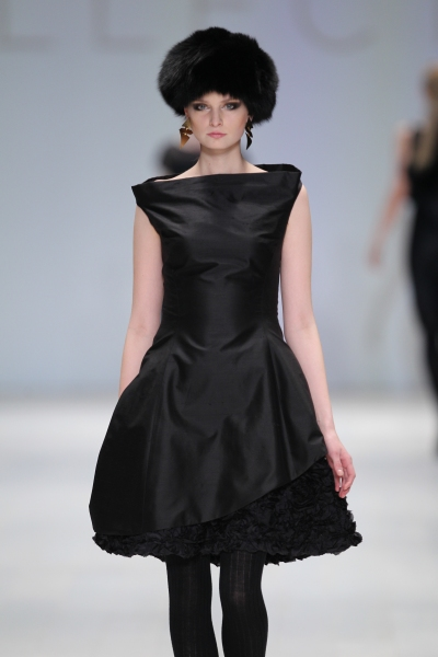 Photo Flash: Lundstrom's Fall Line at Toronto Fashion Week