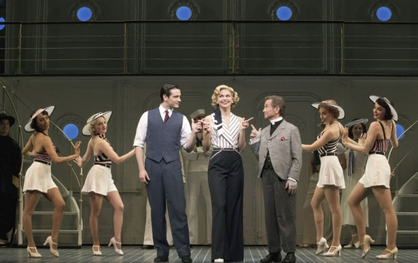 Photo Flash: New ANYTHING GOES Production Shots Released!