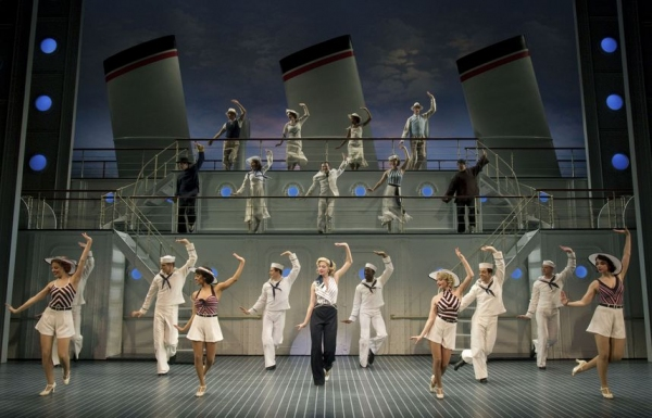 Anything Goes Production Photo